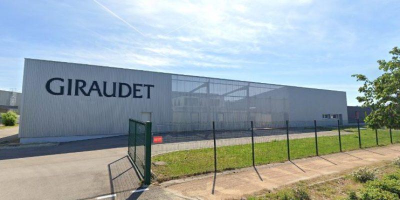 Extension de l_usine et des bureaux GIRAUDET à Bourg en Bresse dans l_AIN